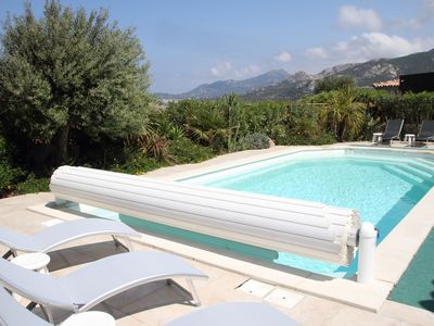Photo for VILLA WITH SWIMMING POOL (8 PEOPLE) LUMIO 20260 HTE CORSE