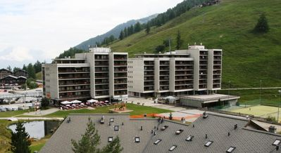 Photo for Studio 2 people located in the 4 Valleys ski area, in Siviez