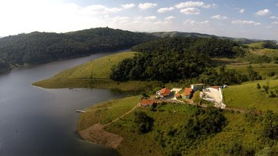 Photo for Rent of Individual Chalets on the edge of the Jaguari Reservoir - Santa Isabel / SP