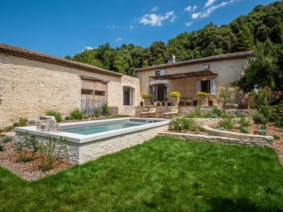 Photo for Ultimate Provencal farmhouse in Provence