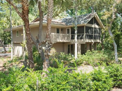 Photo for New Listing! Remodeled 2,530 Square Foot Beach Haven at Sea Pines Resort