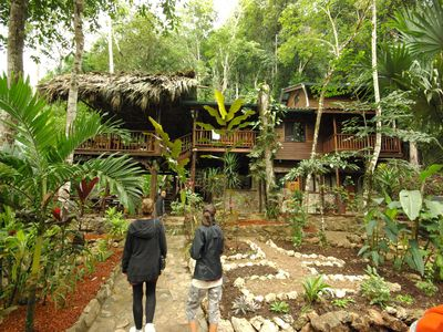 Photo for Rent a bedroom or the entire Eco-Lodge, winter and summer prices available
