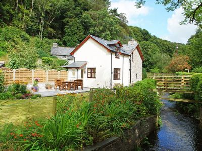 Photo for Vacation home Pantpereg in Machynlleth - 4 persons, 3 bedrooms