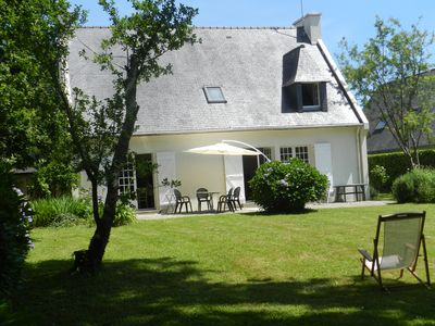 Photo for 4BR House Vacation Rental in Combrit, Bretagne