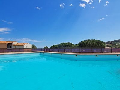 Photo for Apartment in Roquebrune-sur-Argens with Parking, Internet, Washing machine, Pool (325627)