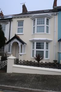 Photo for Y Traethdy - Beautiful Property overlooking the stunning South Beach Tenby