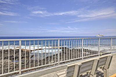 This oceanfront community offers stunning views of Puapuaa Point.