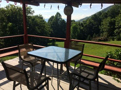 Photo for Alarka Cabin Guest House With Great Mountain Sunsets And WiFi Included