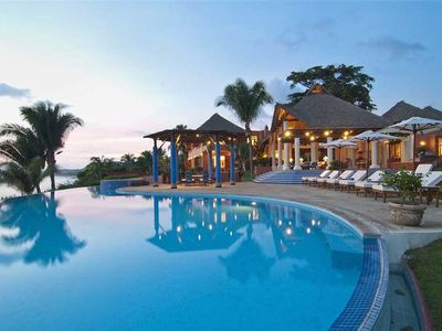 Photo for Rancho 9 - An Incredible Ranchos Estate: Fully Staffed, Oceanfront, Yoga Palapa, Pool, Total Luxury