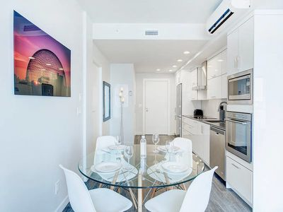 Photo for Modern & Well Located 1BR Business Travelers!