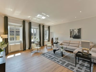 Photo for Apartments Florence - Santa Terrace Croce Deluxe