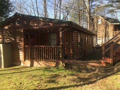 Photo for Bear Lake is a cozy cabin between Pigeon Forge and Gatlingburg TN