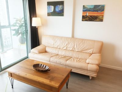 Photo for Sunny One Bedroom Downtown Retreat