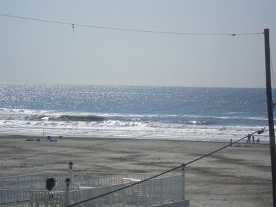 Photo for Luxury 3 BR, 2'1/2 Bath Beach Front Vacation Condo In Wildwood Crest