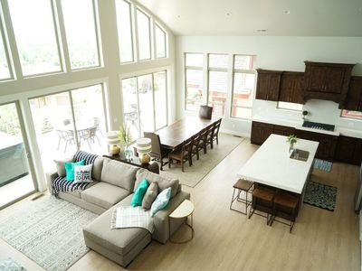 Photo for Our Most Popular Unit! Sleeps 28! Private, Beautiful, Spacious