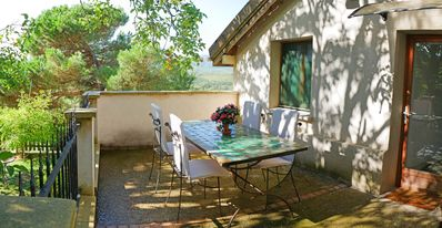 Photo for Comfortable family friendly cottage peaceful unspoilt between France & Spain