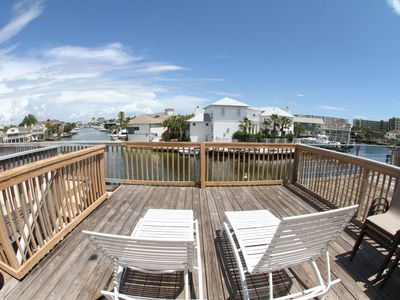 Photo for July 4-11 Still Open - Townhome, 3 Bedrooms, 3 Baths, Boat Slip, Pet Friendly!!