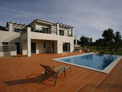 Photo for Modern Villa With Pool On Pinta Golf Course - Perfect For Golf Fans And Families