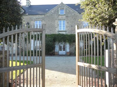 Photo for 3BR Cottage Vacation Rental in Tamerville, Normandie