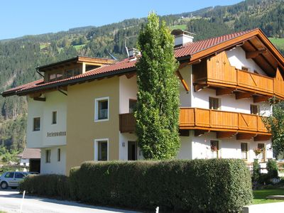 Photo for Spacious apartment in Zell am Ziller right by the Zillertal Arena ski resort