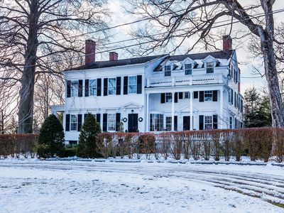 Photo for Litchfield Luxurious Stately Mansion - George Washington Slept Here