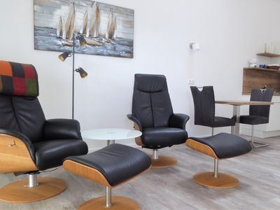 Photo for The apartment Friesland 5 offers you a relaxing break for two!