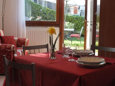 Photo for Acero Rosso Apartment with Garden