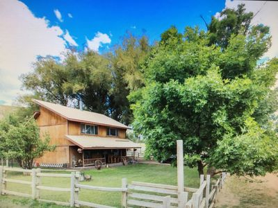 Photo for Mesa Verde Stables Ranch House, On a 480 acre working Horse Ranch.