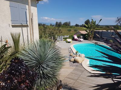 Photo for New: HOLIDAY HOUSE 3 MIN FROM THE SEA IN CORSICA