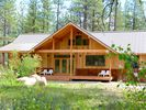 3BR House Vacation Rental in Mazama, Washington