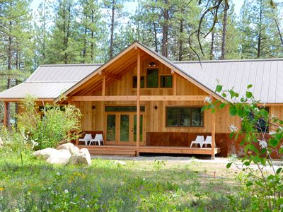 Photo for Central Station-Brand New House Home! Short Walk to Ski Trail & Mazama Store!