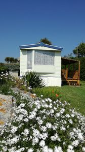 Photo for Mobilhome Holidays in campsite 2 * calm and relaxation assured