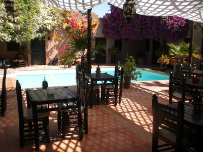 Photo for 11BR Riad Vacation Rental in MARRAKECH, MARRAKECH