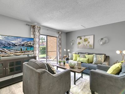 Photo for Free water park, beautiful townhome - minutes to the parks