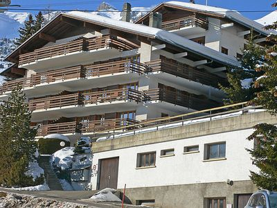 Photo for 2 bedroom Apartment, sleeps 4 in Verbier with WiFi