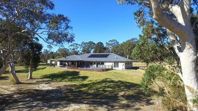 Photo for Jervis Bay Country Retreat - Rural family retreat!