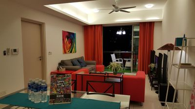 Photo for Bukit Bintang - BOOK ME 3br CLEAN & AMAZING Tower View Family & Friend
