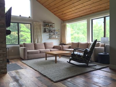 Photo for Gorgeous renovation in 2016! Family-Friendly Loon Condo, Sleeps 10