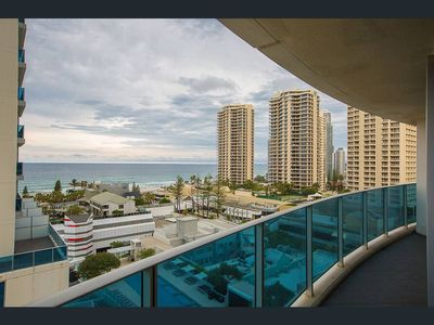 Photo for Family Friendly, Central Surfers Paradise Location, 5 Star, Amazing Ocean View 2 Bedroom Apt