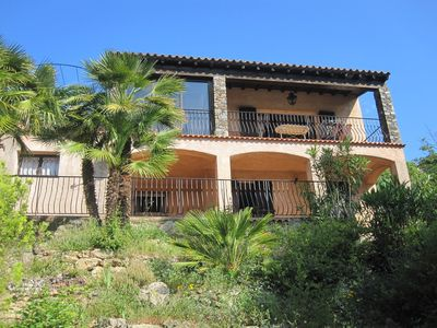 Photo for La Goélette: Appart vue Mer Gulf St Tropez at an affordable price