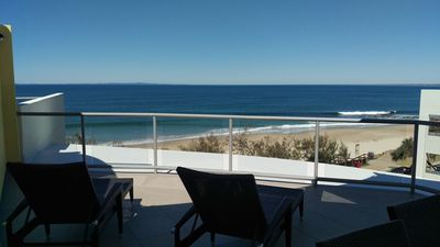 Photo for A REAL BEACHFRONT PROPERTY .... Look at the Photos & Read the Reviews. ESCAPE