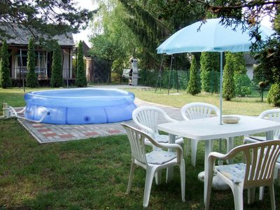 Photo for Vacation home Endre (MAF112) in Balatonmariafurdo - 8 persons, 4 bedrooms