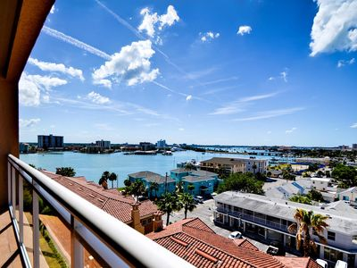 Photo for Belle Harbor 703W Charming Condo with Vibrant View of the Intercoastal Waterway.