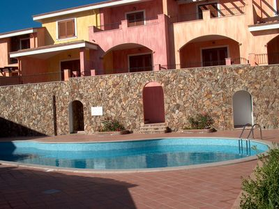 Photo for Mediterranean Casa Palma with Balcony, Garden, Terrace and Pool; Parking Available