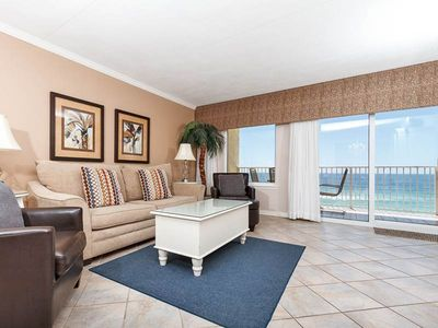 Photo for ** THE BEACH IS CALLING** SLEEPS 4! PRIVATE BALCONIES!