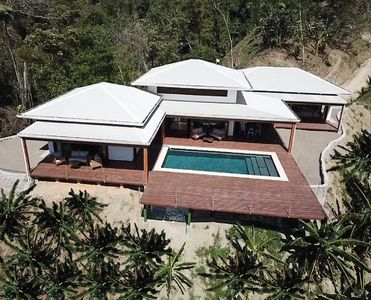 Photo for Brand New Hideaway Luxury Villa - Total privacy with stunning sea & jungle views