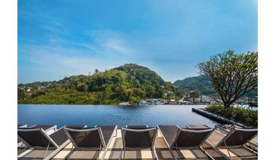Photo for Cloud Pool Rooftop/Pano view/1BR The Base Phuket