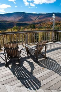 Photo for Mountain Chalet w/Great Views of Sugarbush Valley