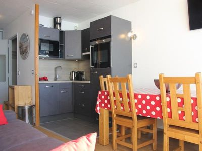 Photo for Apartment Les Belleville, 1 bedroom, 6 persons