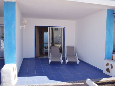 Photo for Aguazul 114 - 1 Bed - Ground Floor - Private Wi-Fi - UK TV